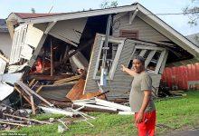 صورة شاهد الصور الأولى للدمار الهائل الذي خلفه إعصار أيدا بالولايات المتحدة