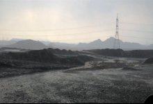 صورة شاهد بالصور.. أمطار متوسطة على وادي الفرع و المدني يحذر