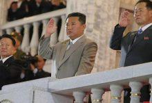 صورة شاهد.. زعيم كوريا الشمالية يخطف الأنظار بنحافته في أحدث ظهور له