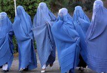 صورة شاهد طريقة عرض إعلان لفتاة أفغانية عن الإكسسوارات النسائية عقب سيطرة طالبان على النظام