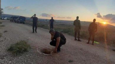 صورة صدمة في الأوساط الإسرائيلية بعد فرار 6 أسرى فلسطينيين.. وزير الأمن: تلقوا مساعدة خارجية