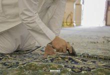 صورة صور.. شؤون المسجد النبوي تستحدث سجاد المسجد عبر شرائح ذكية