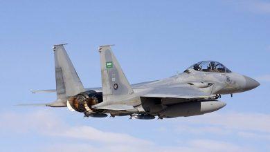 صورة ضربات موجعة.. مقاتلات التحالف تدمّر قواعد صاروخية وغرف عمليات للحوثيين بتعز