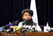 صورة طالبان: الغزاة لن يعيدوا إعمار بلادنا ومسؤولية شعبنا أن يفعلوا ذلك بأنفسهم
