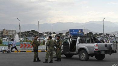 صورة طالبان تؤكد رفضها الإشراف الأمني على مطار كابل