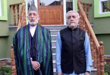 صورة طالبان تتخذ إجراءاً مفاجئاً تجاه كرزاي ورئيس المصالحة الوطنية