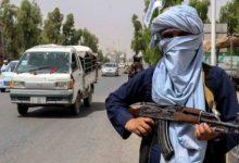 صورة طالبان تتوقع توقف هجمات تنظيم الدولة مع رحيل القوات الأمريكية