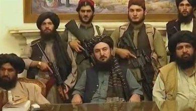 صورة طالبان تكشف موقفها من تمديد مهلة انسحاب القوات الأجنبية من أفغانستان بعد تفجير مطار كابل