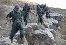 صورة طهران تقصف مواقع تابعة للمعارضة الإيرانية في كردستان العراق