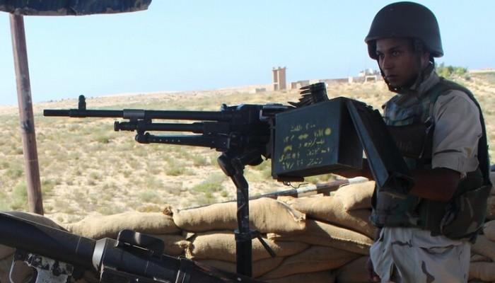 قبائل تعلن استدراج مفتي ولاية سيناء وتسليمه للسلطات الأمنية