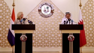 صورة قطر تدعو لضمان ممر آمن في أفغانستان.. وهولندا تنقل سفارتها من كابل للدوحة