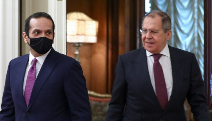 قطر: نتفق مع روسيا على حل الأزمة الأفغانية وعدم تسييس المساعدات