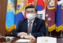 صورة لتعزيز التعاون.. وزير الدفاع الكوري الجنوبي يزور مصر وعمان
