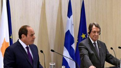 صورة للمرة الأولى.. اللجنة العليا المصرية القبرصية تجتمع على المستوى الرئاسي