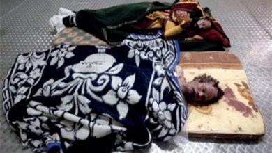 صورة ليبيا.. محادثات قبلية لتسليم رفات القذافي