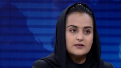 صورة مذيعة ضجت بها أفغانستان بعد مقابلة تاريخية.. تفر من البلاد