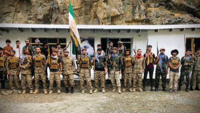 صورة مقاومة بنجشير تكشف عن عدد القتلى في صفوف طالبان بعد الهجوم على تجمع سكني بالولاية