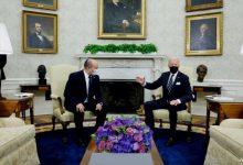 صورة موقع أمريكي: بينيت تعهد لبايدن بعدم انتقاد الاتفاق النووي الإيراني علنا