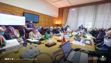 صورة وزراء الخارجية العرب يطالبون المجتمع الدولي بوقف الاعتداءات الإسرائيلية بالقدس
