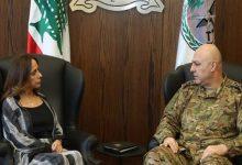 صورة وزيرة لبنانية: الأزمة القائمة لم نشهدها على مدى 100 عام