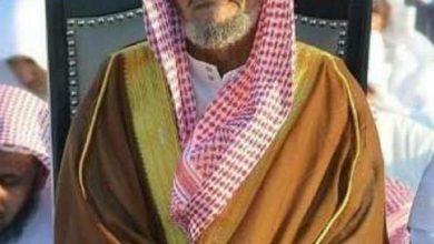 صورة وفاة الشاعر عبدالكريم المزروعي.. ومغردون ينعونه