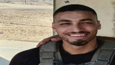 صورة وفاة القنّاص الإسرائيلي المصاب عند حدود غزة