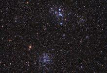 صورة ماذا يحدث عندما تتجاذب الغازات مع بعضها داخل النجوم