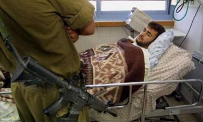 صورة إسرائيل تعتقل فلسطيني مصاب بالسرطان وموصول بالأكسجين