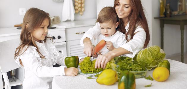 صورة دراسة: تعرف على درجة ذكائك من نوعية طعامك!