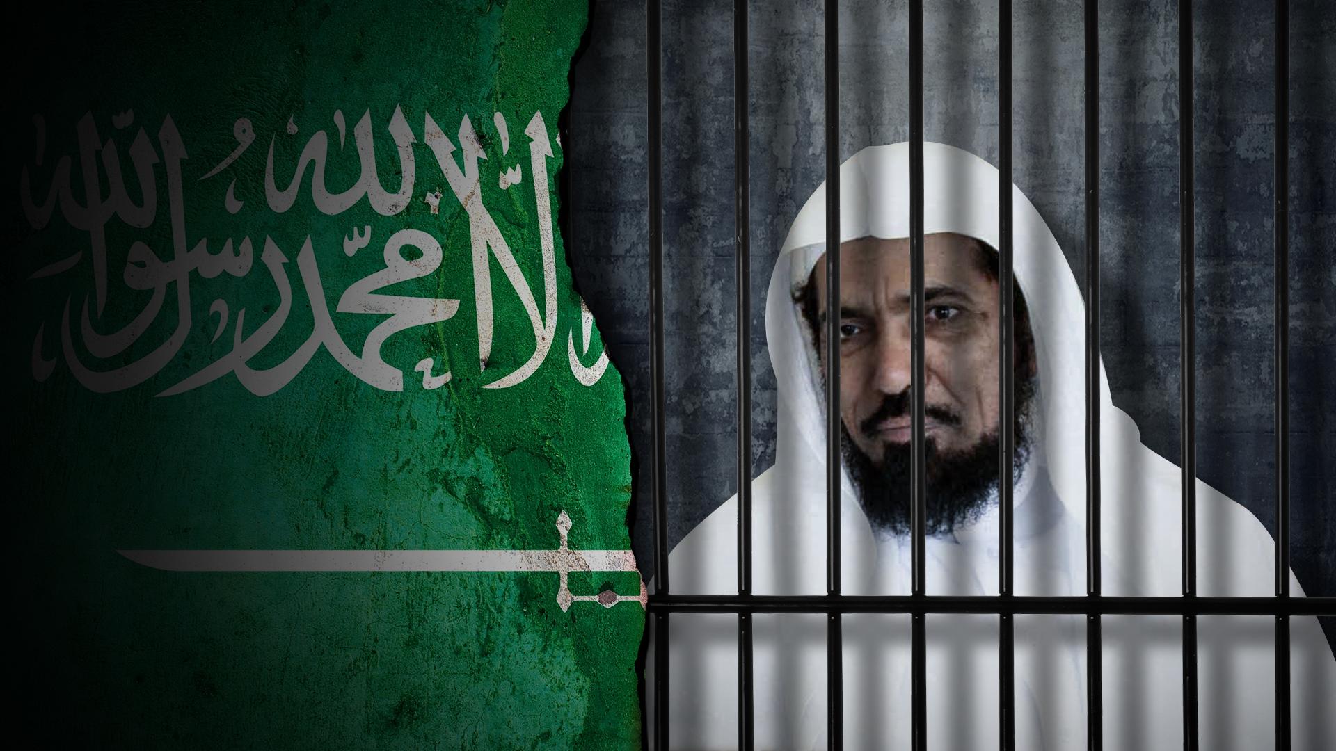 صورة عبد الله العودة:انتهى الخلاف الخليجي ولم يخرج والدي من السجن