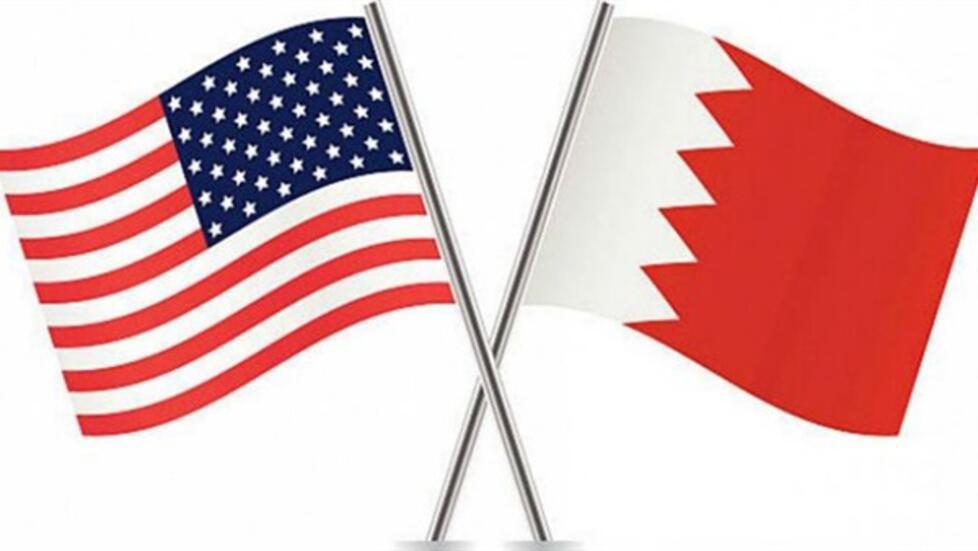 صورة توقعان مذكرة تفاهم بين البحرين والولايات المتحدة  لإنشاء منطقة تجارية أميركية في المملكة