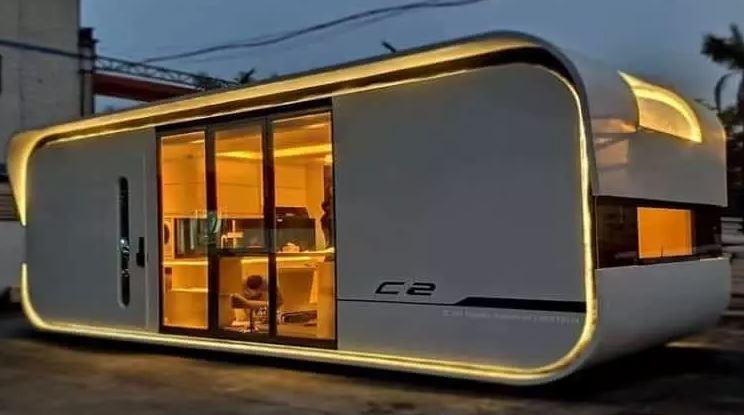 صورة هكذا ستبدو منازل المستقبل