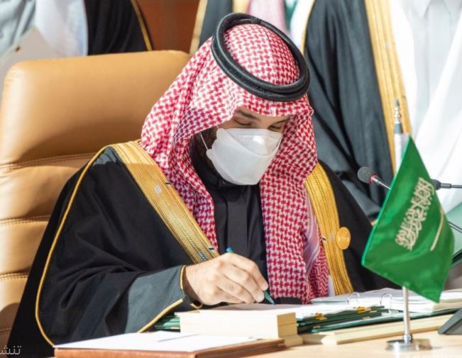 صورة قادة دول مجلس التعاون يوقعون مراسم «اتفاق العلا»