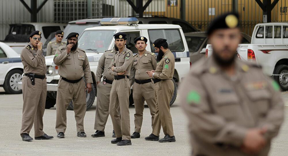صورة وزارة الداخلية السعودية تحبط تهريب كميات كبيرة من المواد المخدرة
