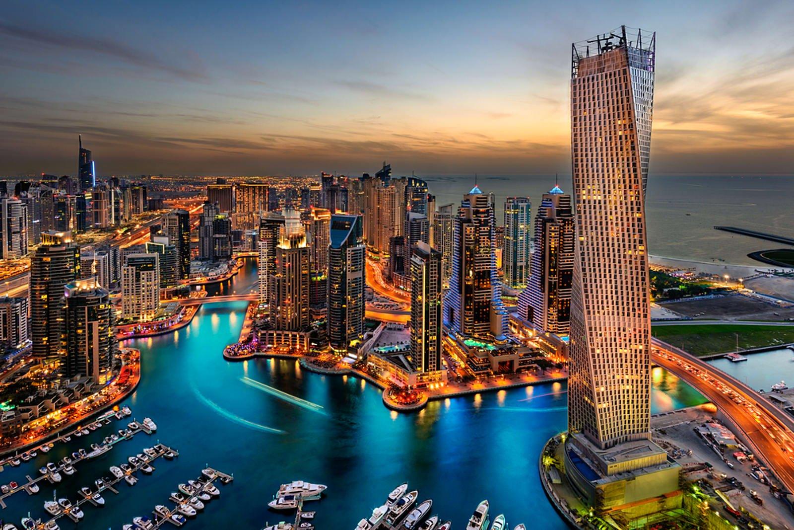 صورة دبي أصبحت ملاذاً للسياح في ظل إغلاق أوروبا