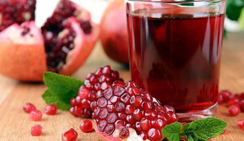 صورة دراسة: عصير الرمان منقذ للحياة