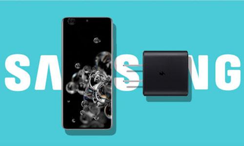 صورة Galaxy S21 أول هاتف بدون شاحن من سامسونغ