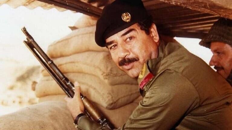 """صورة """"صور"""" للمرة الأولى..إسرائيل تنشر أضرار صواريخ صدام"""