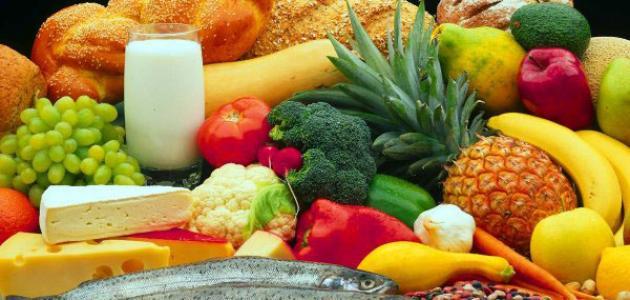 صورة إرشادات وأهمية الغذاء الصحي