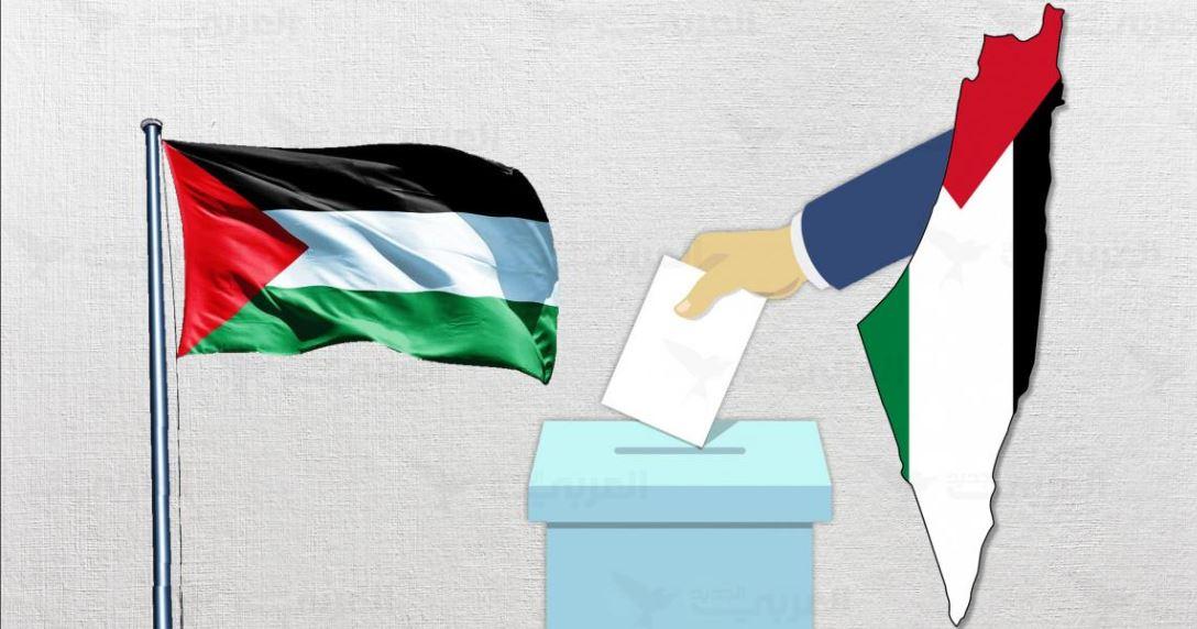"""صورة """"حماس المنتصرة"""".. إحباط من أنصاره حال إعاد عباس ترشيح نفسه"""