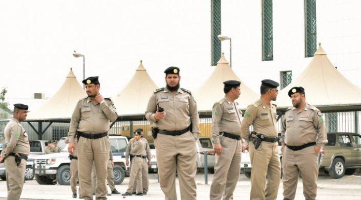 صورة تنفيد حكم الإعدام في مواطنة سعودية وشريكها النيجيري حداً
