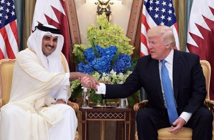 صورة مذكرات تعاون قطرية أمريكية بالأمن والاستثمار