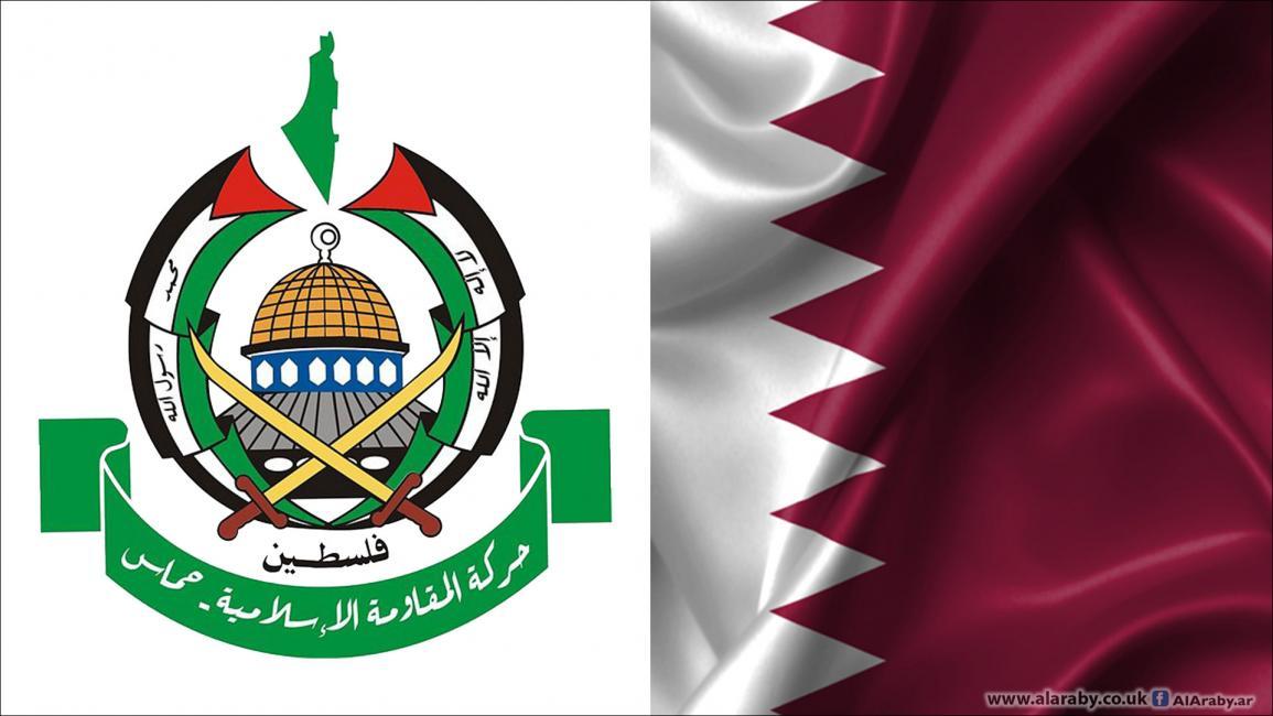 صورة حماس: تستهجن استضافة قطر للاعبين إسرائيليين