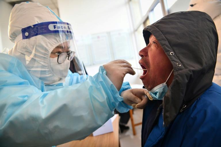 صورة الصين تسمح لفريق الصحة العالمية للتحقيق بمنشأ كورونا
