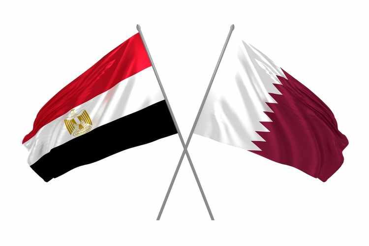 صورة مسؤول قطري ينفي عقد أي اجتماع مع مسؤولين مصريين