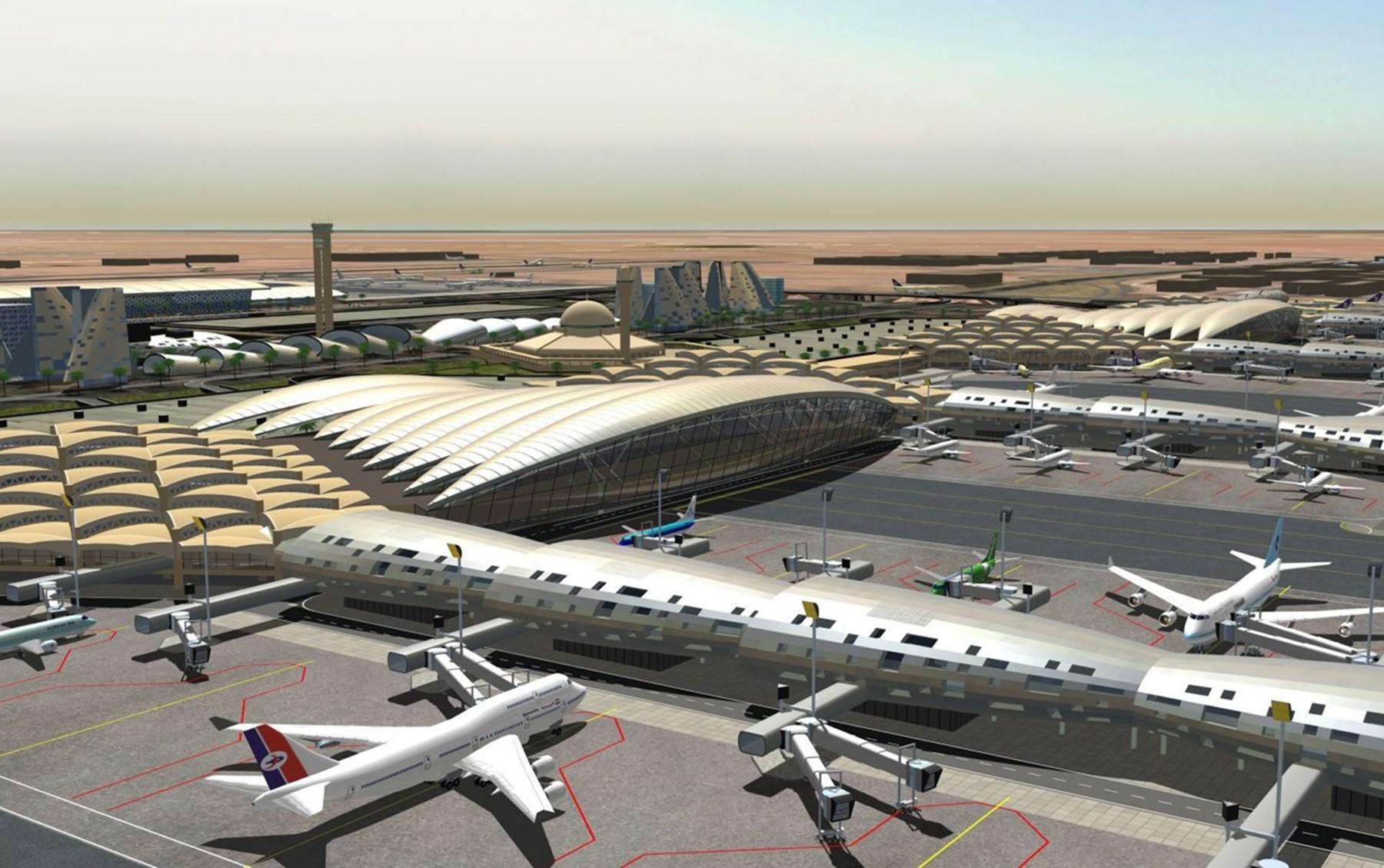 صورة السعودية تعلق خطط تمويل توسعة مطار الرياض