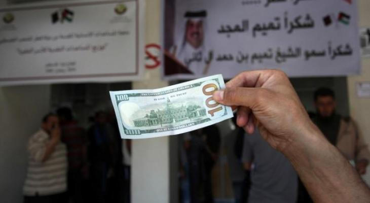 صورة موسى أبو مرزوق: قطر مددت المنحة القطرية لقطاع غزة عاماً آخر