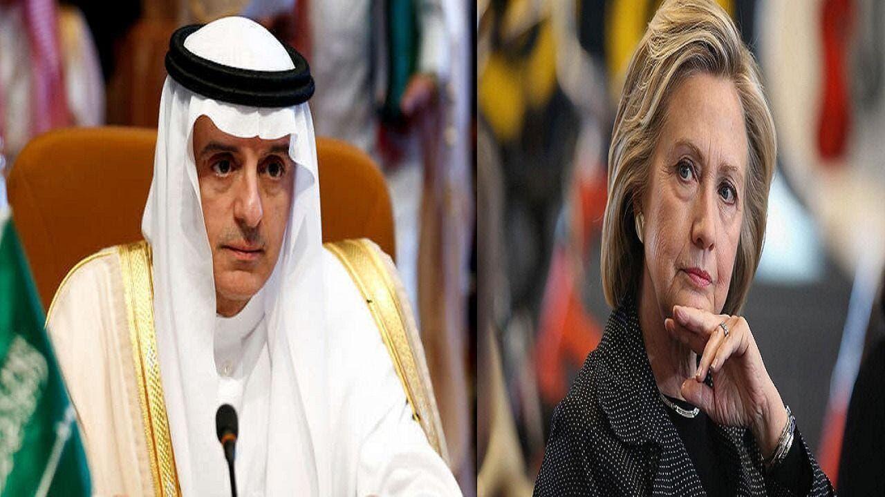 صورة هيلاري كلينتون تدعو لمشاهدة وثائقي عن إغتيال خاشقجي وسعوديون يردون بلسان الجبير