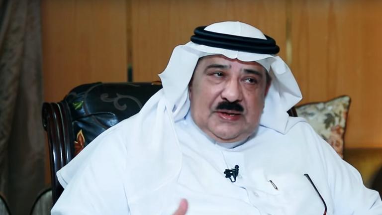 صورة وفاة عملاق التلفزيون السعودي