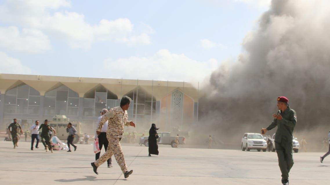 صورة الداخلية اليمنية تتهم إيران ولبنان بتطوير قدرات الحوثي